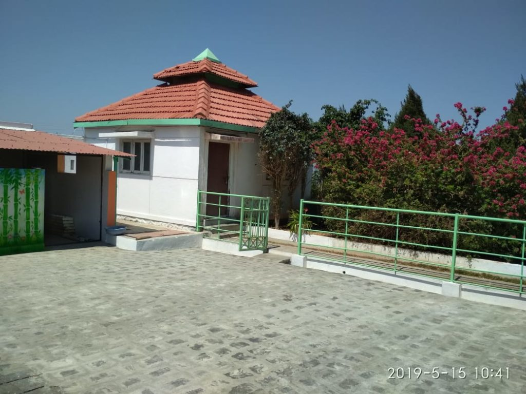 Tiger International School - Principals office
